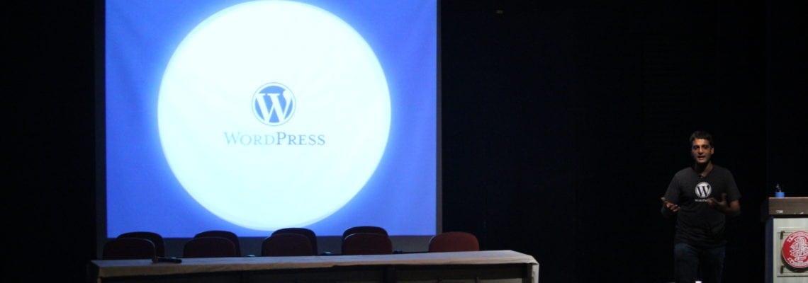 My first WordCamp #WCPune